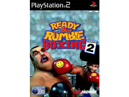 PS2 Ready 2 Rumble Boxing Round 2