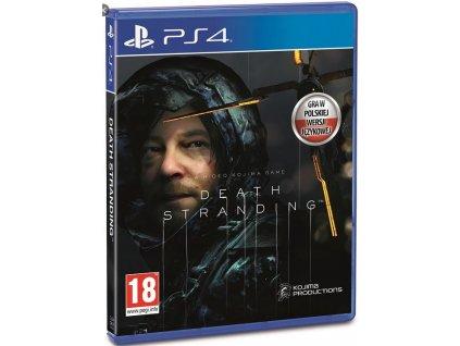 PS4 death stranding CZ PL