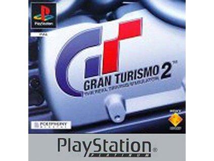 PS1 Gran Turismo 2 Platinum