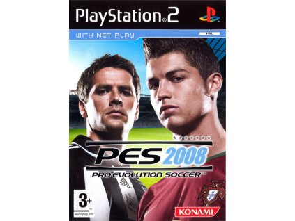 PS2 Pro Evolution Soccer 2008 11