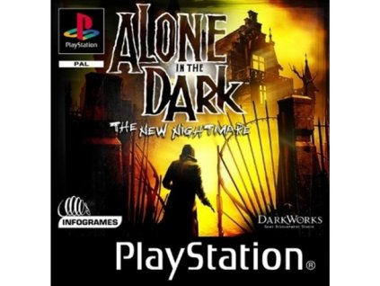 PS1 Alone in the Dark: The New Nightmare
