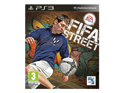 PS3 FIFA Street