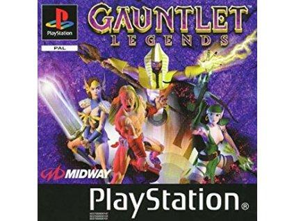 ps1 gauntlet legends