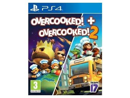 Overcooked & Overcooked 2 ps4
