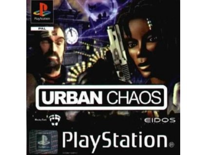 PS1 Urban Chaos