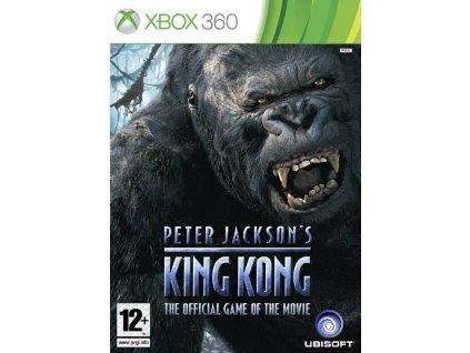 XBOX 360 Peter Jackson's King Kong
