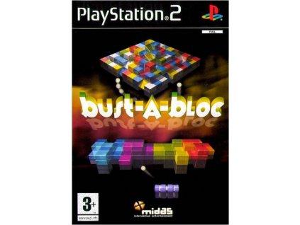 PS2 Bust A Bloc