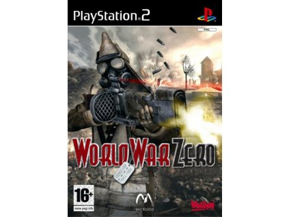 PS2 World War Zero IronStorm