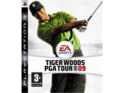 ps3 tiger woods 09