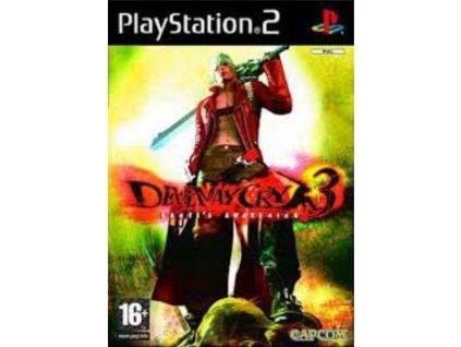 PS2 Devil May Cry 3 Dante's Awakening
