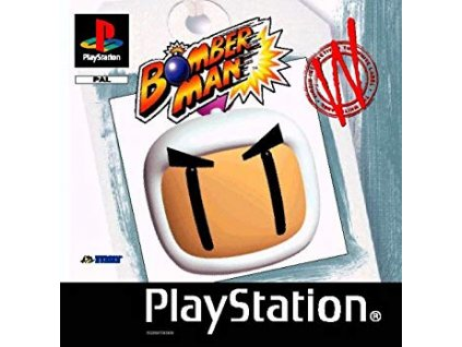 ps1 bomberman