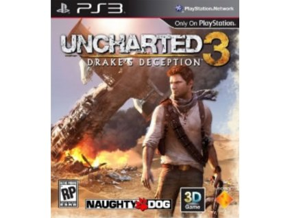 PS3 Uncharted 3 Drakes Deception PS3
