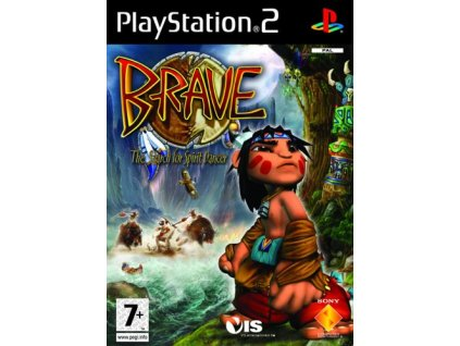 Brave The Search for Spirit Dancer ps2