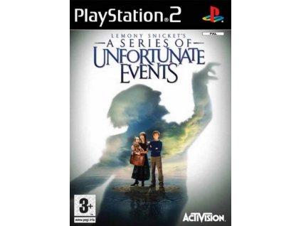 PS2 Lemony Snicket´s A Series of Unfortunate Events