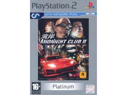 PS2 Midnight Club 2 Platinum