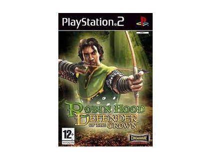 PS2 Robin Hood Defender of the Crown