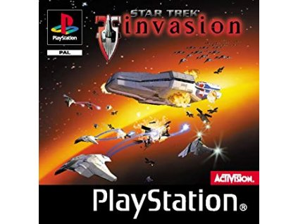 PS1 Star Trek: Invasion
