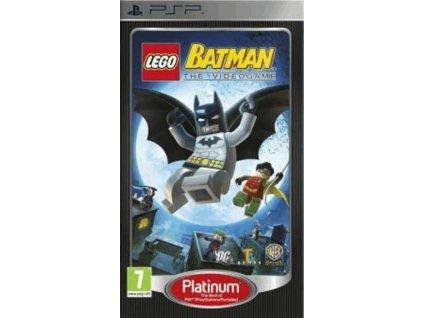 PSP LEGO Batman The Videogame platinum