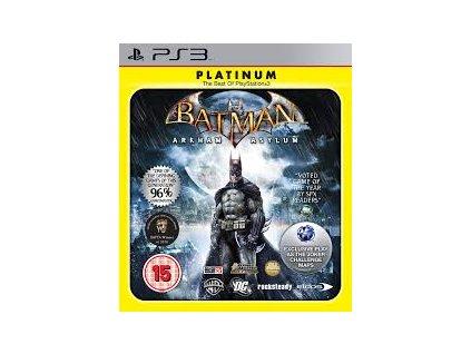 PS3 Batman Arkham Asylum Platinum