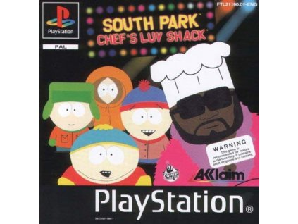 PS1 South Park Chef's Luv Shack