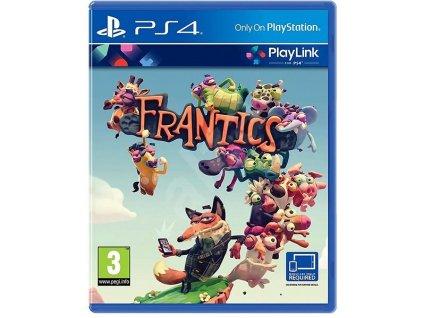 ¨ps4 frantics
