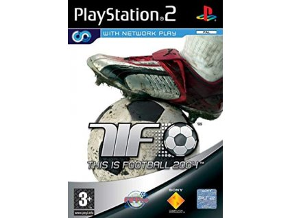 ps2 this is football 2004