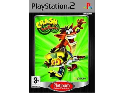 PS2 Crash Twinsanity platinum