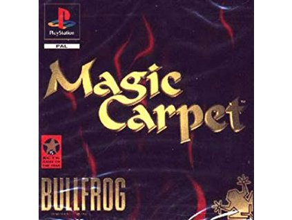 PS1 Magic carpet