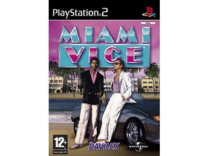 ps2 miami vice