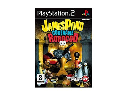 ps2 james pond
