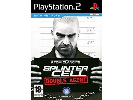 PS2 splinters cell double agent