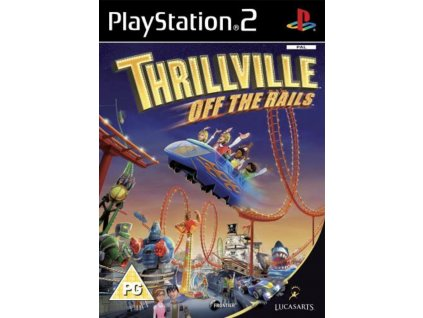 PS2 Thrillville