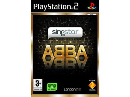 ps2 singstar ABBA