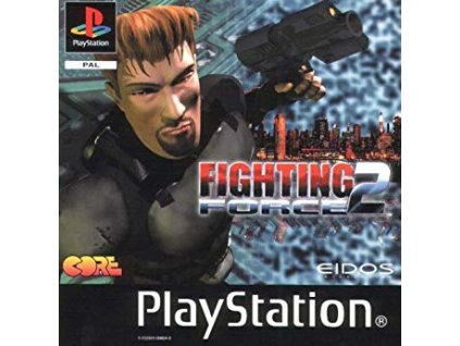 ps1 fighting force 2