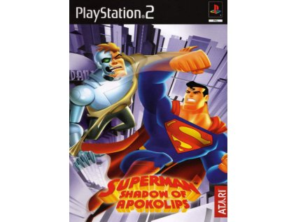 Superman Shadow of Apokolips PS2