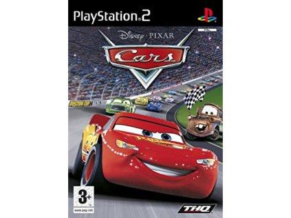 PS2 disney Cars