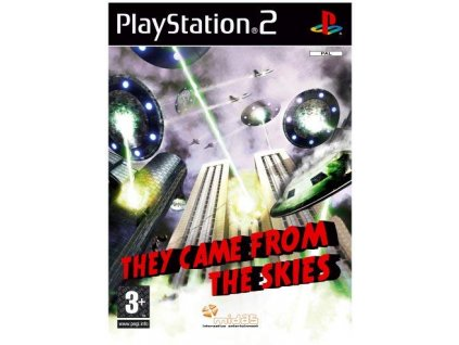 they came from the skies ps2 amazon