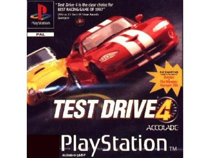 PS1 Test Drive 4