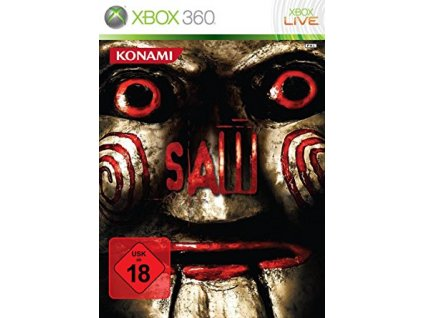 XBOX 360 Saw The Video Game