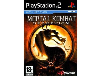 PS2 Mortal Kombat: Deception