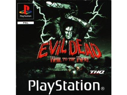 ps1 evil dead