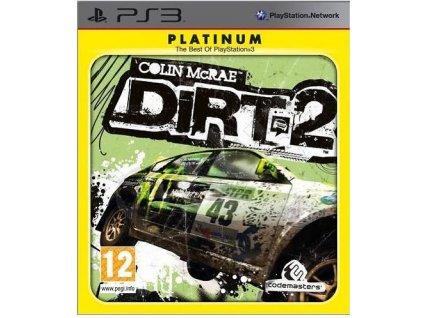 PS3 Colin McRae: DIRT 2 PLATINUM