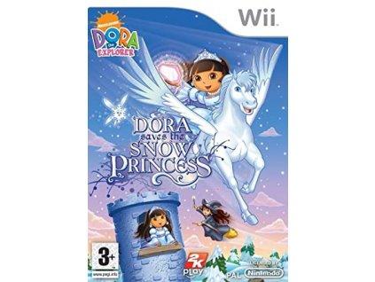 Dora the Explorer Dora Saves the Snow Princess (Wii)