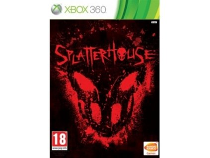 XBOX 360 SplatterHouse