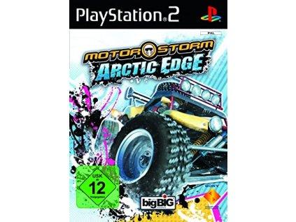 PS2 motorstorm artic edge