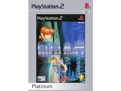 PS2 Dead or Alive 2 PLATINUM