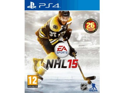 PS4 NHL 15 CZ (nová)