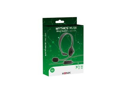 XBOX ONE Konix Premium Mythhics MS-100 headset (nové)