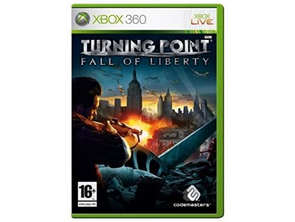 XBOX 360 Turning Point Fall Of Liberty
