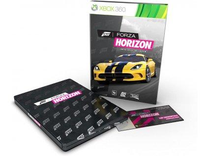 XBOX 360 Forza Horizon CZ Limited Collector's Edition